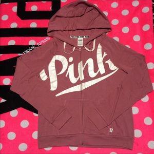 VS PINK Full Zip Hoodie